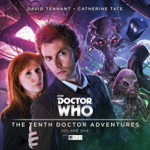 Doctor Who: The Tenth Doctor Adventures Volume 01