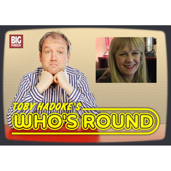 Toby Hadoke's Who's Round: 173: Sarah Berger