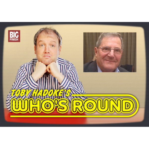 Toby Hadoke's Who's Round: 174: Andrew Morgan