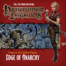 Pathfinder Legends - Curse of the Crimson Throne: Edge of Anarchy