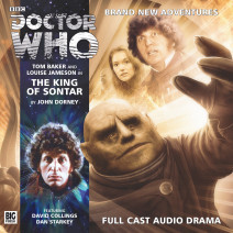 Doctor Who: The King of Sontar Part 1