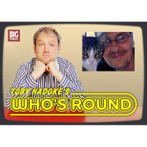 Toby Hadoke's Who's Round: 184: Andrew Cartmel Part 1