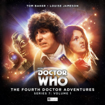 Doctor Who: The Fourth Doctor Adventures Series 07 Volume 01
