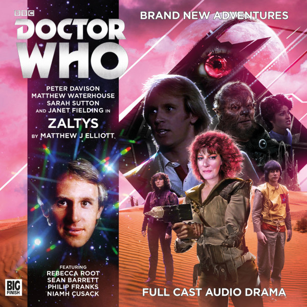 Doctor Who: Zaltys Part 1