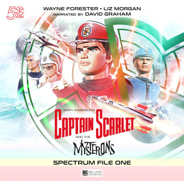Captain Scarlet and the Mysterons: Spectrum File 1