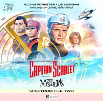 Captain Scarlet and the Mysterons: Spectrum File 2