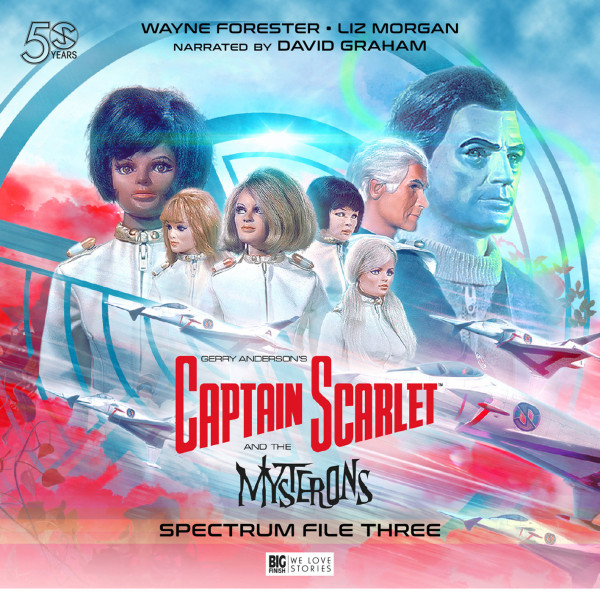 Captain Scarlet and the Mysterons: Spectrum File 3