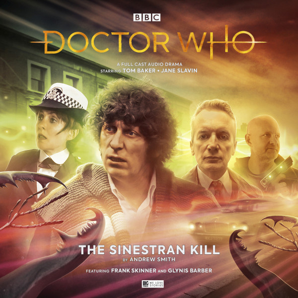 Doctor Who: The Sinestran Kill