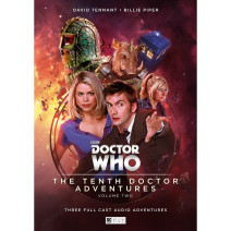 Doctor Who: The Tenth Doctor Adventures Volume 02 (Limited Edition)
