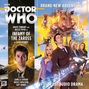 Doctor Who: Infamy of the Zaross