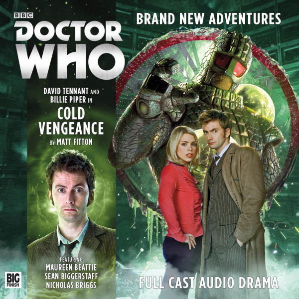 Doctor Who: Cold Vengeance