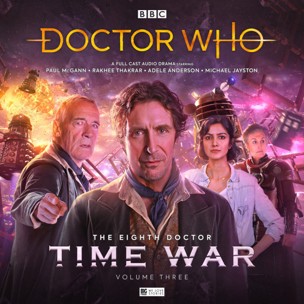 Doctor Who: Time War 3