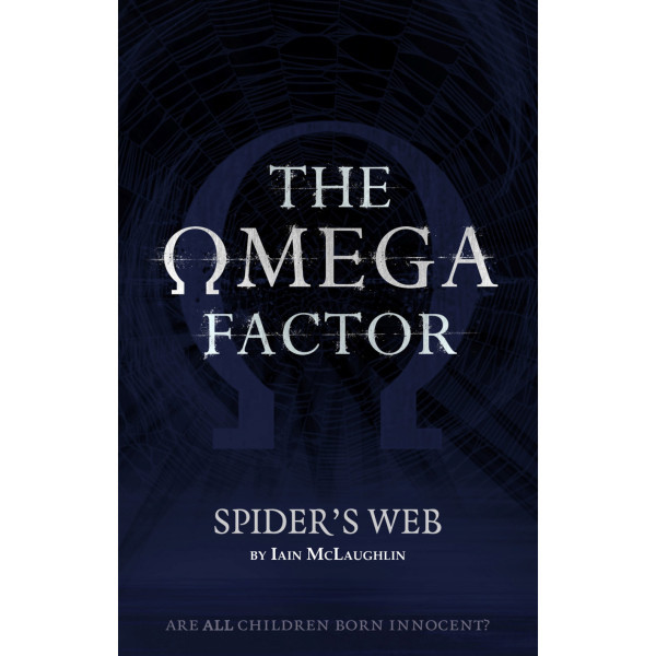 The Omega Factor: Spider's Web (Novel & eBook)