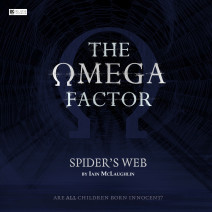 The Omega Factor: Spider's Web (Audiobook)