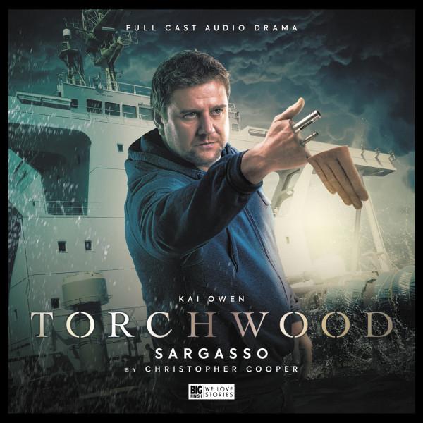 28  Torchwood: Sargasso - Torchwood - Monthly Range - Big Finish