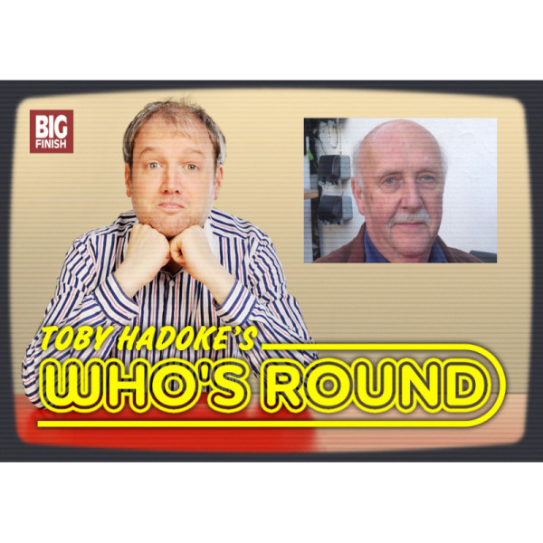 Toby Hadoke's Who's Round: 218: Nicholas McArdle
