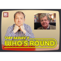 Toby Hadoke's Who's Round: 220: Peter Howell Part 2