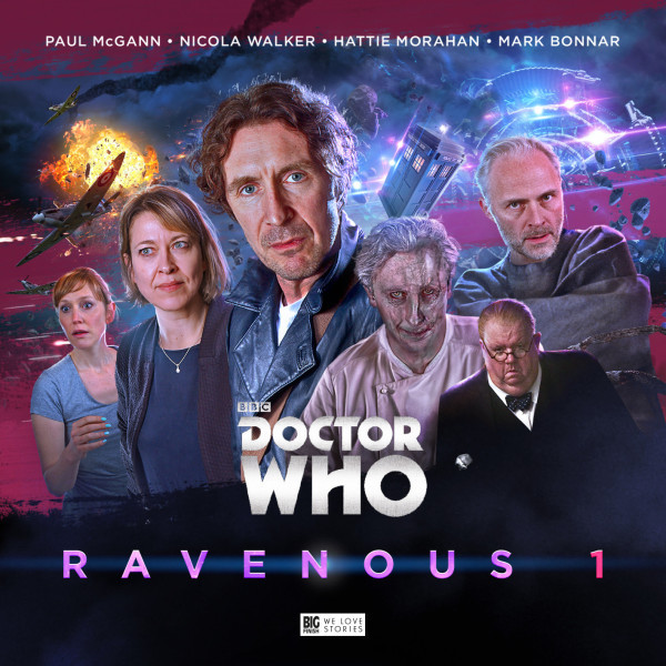 Doctor Who: Ravenous 1