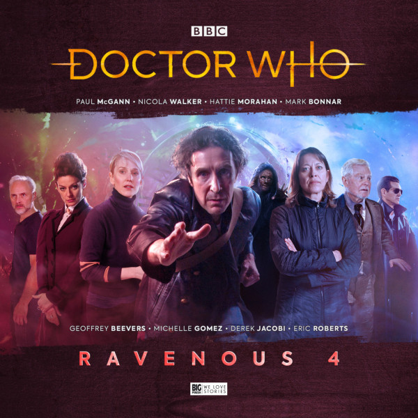 Doctor Who: Ravenous 4