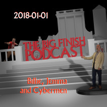 Big Finish Podcast 2018-01-01 Billie, Jemma and Cybermen