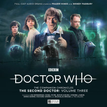 Doctor Who - The Companion Chronicles: The Second Doctor Volume 03