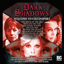 Dark Shadows: Welcome to Collinsport