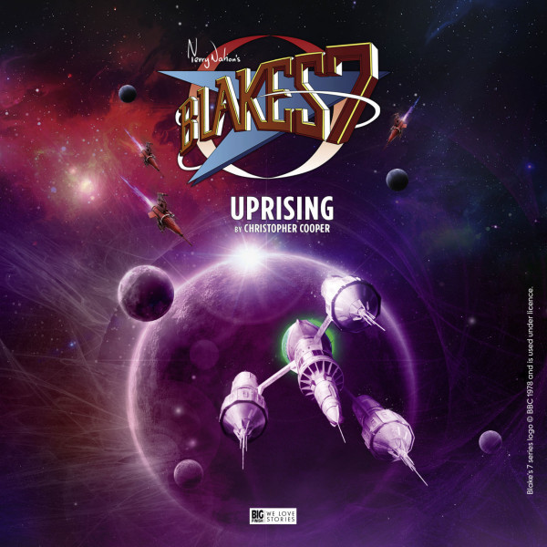 Blake's 7: Uprising (Audiobook)