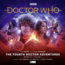 Doctor Who: The Fourth Doctor Adventures Series 10 Volume 01