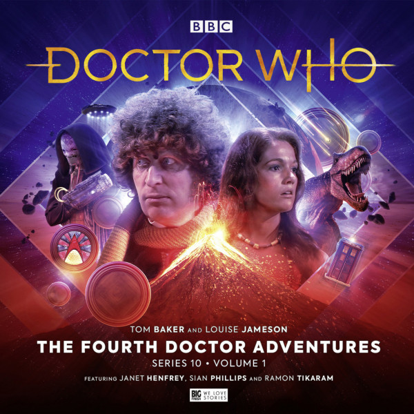 Doctor Who: The Fourth Doctor Adventures Series 10 Volume 1
