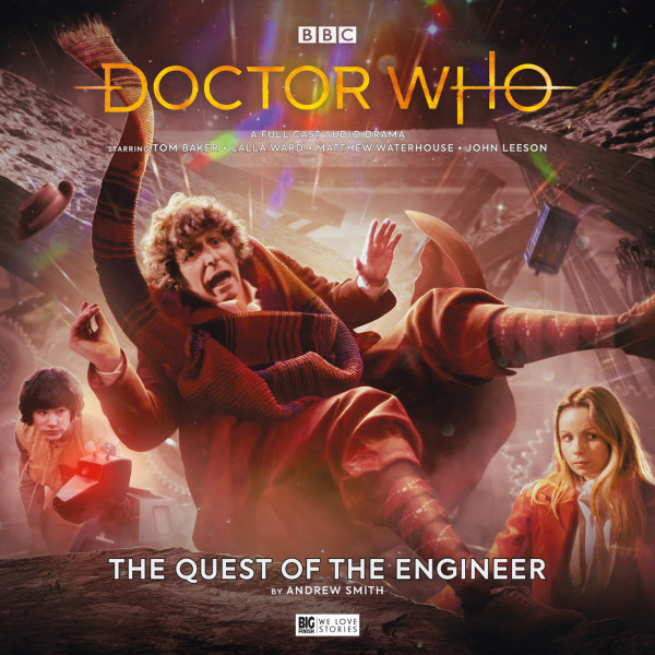 Doctor Who: The Quest of the Engineer