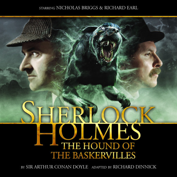 Sherlock Holmes Hound Of The Baskervilles Book