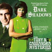 Dark Shadows: The Tony and Cassandra Mysteries Series 02