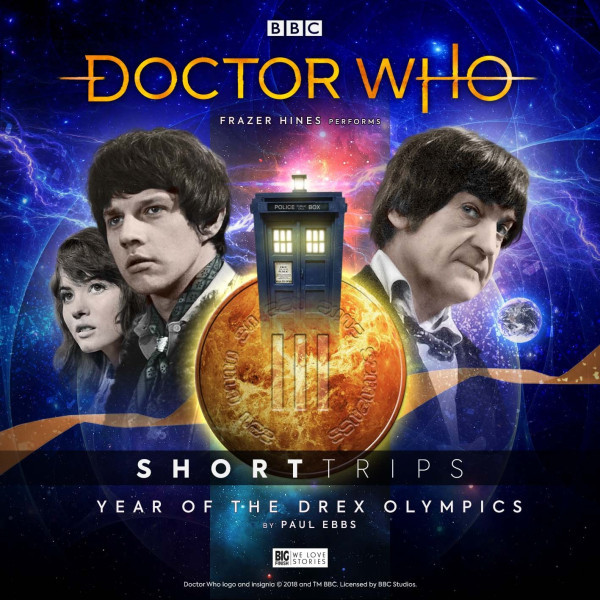 Doctor Who - Short Trips: Year of the Drex Olympics