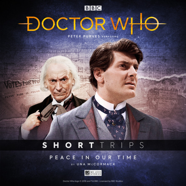 Doctor Who - Short Trips: Peace in Our Time