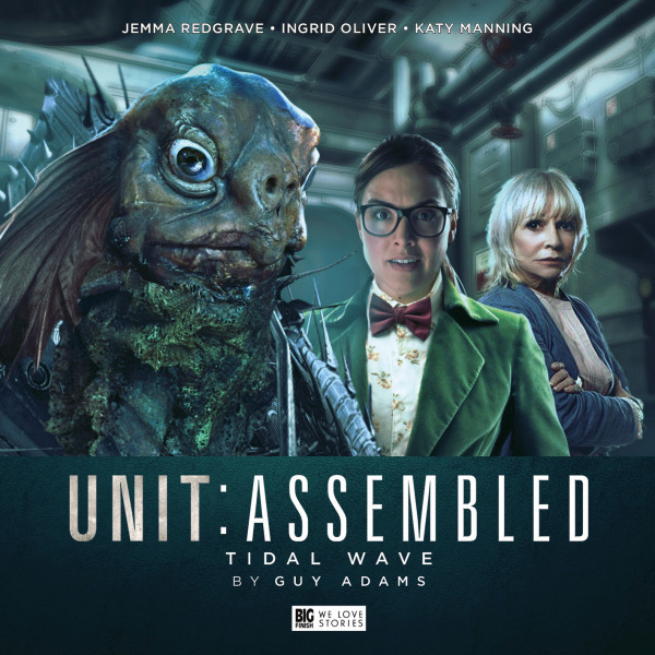 UNIT: Assembled: Tidal Wave (DWM530 promo)