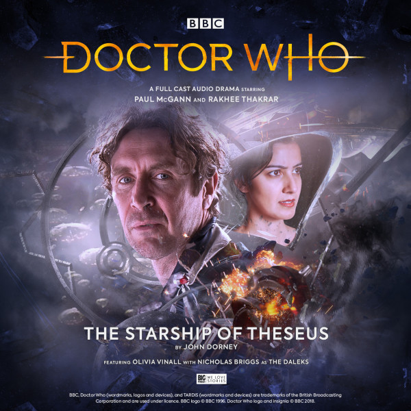 Doctor Who: Time War: The Starship of Theseus (DWM530 promo)