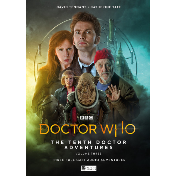 Doctor Who: The Tenth Doctor Adventures Volume 03 (Limited Edition)