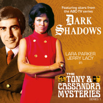 Dark Shadows: The Tony & Cassandra Mysteries: Mystery at Crucifix Heights