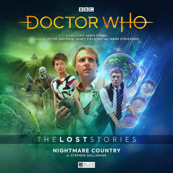 Doctor Who: Nightmare Country