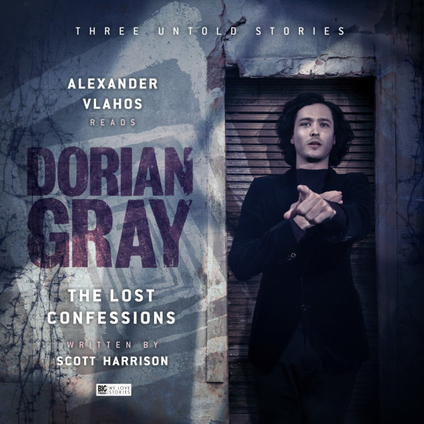 Dorian Gray: The Lost Confessions