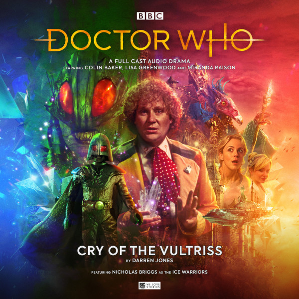 263. Doctor Who: Cry of the Vultriss - Doctor Who - The Monthly ...
