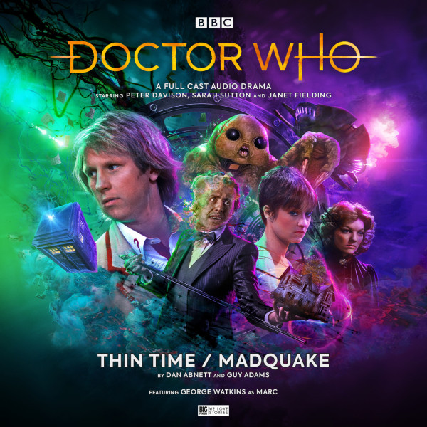 Doctor Who: Thin Time / Madquake