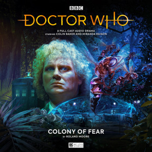 Doctor Who: Colony of Fear