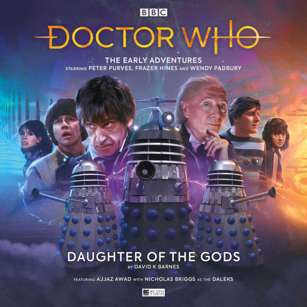 Doctor Who: Daughter of the Gods