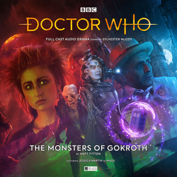 Doctor Who: The Monsters of Gokroth Part 1