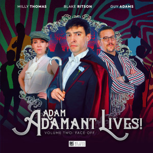 Adam Adamant Lives! Volume 02: Face Off