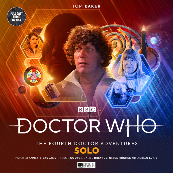 Doctor Who: The Fourth Doctor Adventures Series 11 Volume 01
