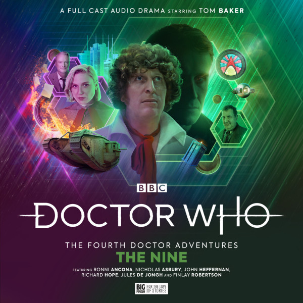 Doctor Who: The Fourth Doctor Adventures Series 11 Volume 02
