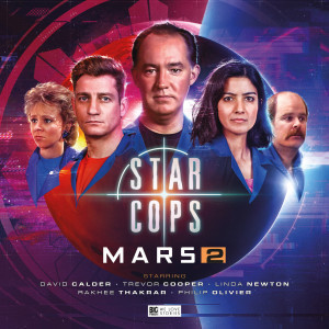 Star Cops: Mars Part 2