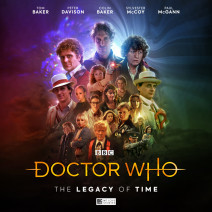 Doctor Who: The Legacy of Time (Standard Edition)